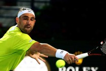 Baghdatis beats Becker, earns clash with Kyrgios