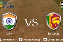 Live: India vs Sri Lanka