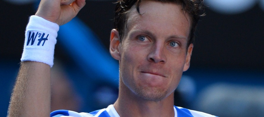 Berdych beats Gasquet to reach Miami quarter-finals