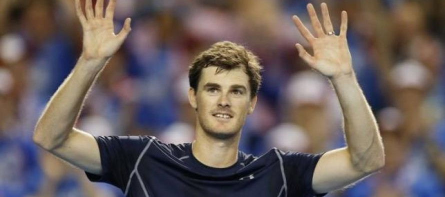 Jamie Murray set for British first in doubles rankings