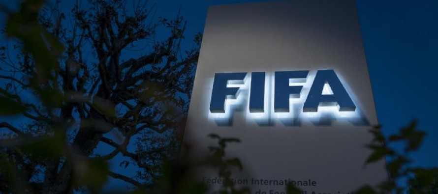 FIFA bans S. African officials over match-fixing
