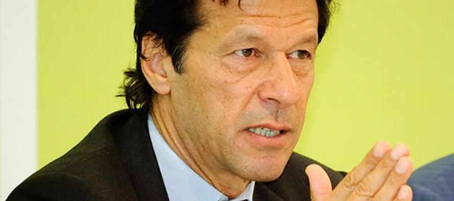 """I don't believe the Pakistan team should play at Himachal Pradesh"", says Imran Khan"