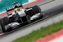 Mercedes unleash Rosberg in second test