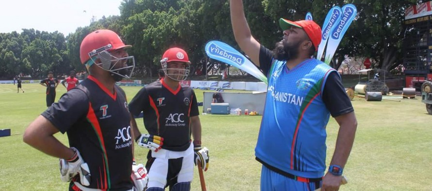 Afghan team fully geared up for WT20 says Inzamam