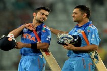 Dhoni is the best finisher in the world of cricket- Virat Kohli