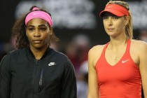 Williams applauds 'courage' of Sharapova
