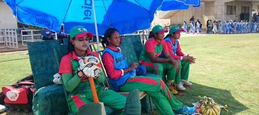 WT20: Bangladesh women team says 'Our Target is Pakistan'