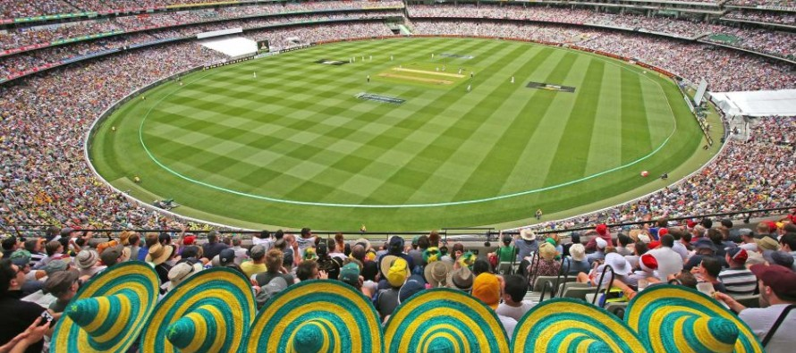 Picturesque cricket stadiums from around the world