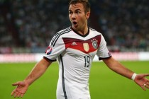 Germany's Goetze fuming over pundit's criticism
