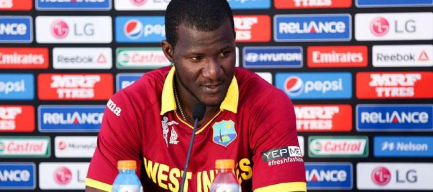 Sammy to join Afridi at Hampshire