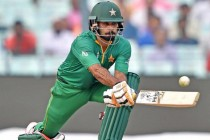 Injured Hafeez Likely to Miss the Game against New Zealand