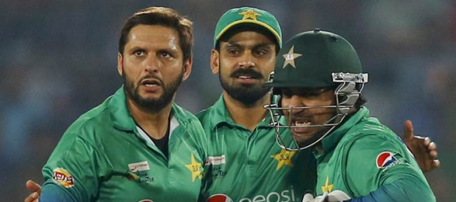 Pakistan seek win in Afridi could-be swan song