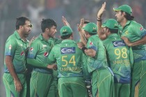 Stats from Pakistan's world T20 campaign