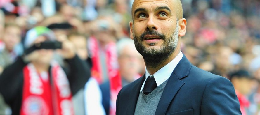 Bayern must now fight for title, admits Guardiola