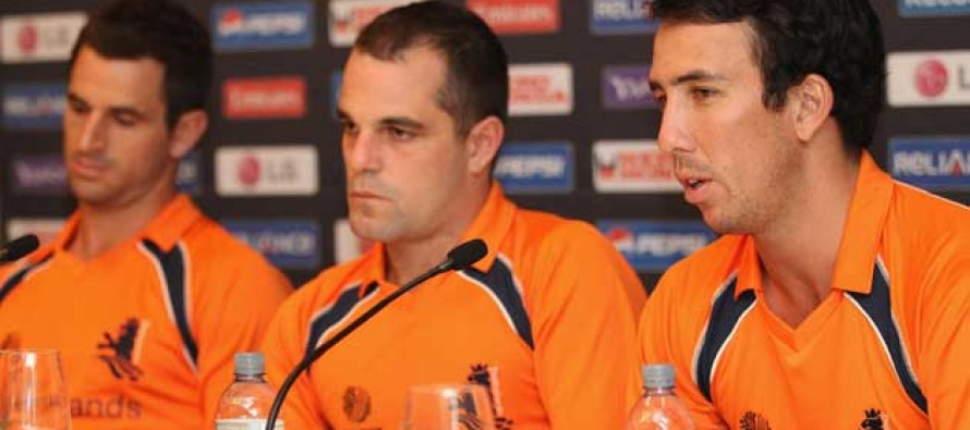 Netherlands exit World T20 after rained off game
