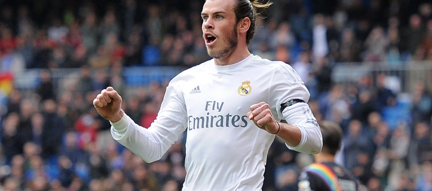 Bale improved from difficult second season in Madrid
