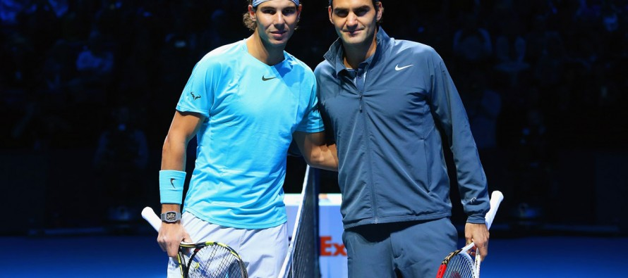 Rafa and Federer earning more than Indian cricketers