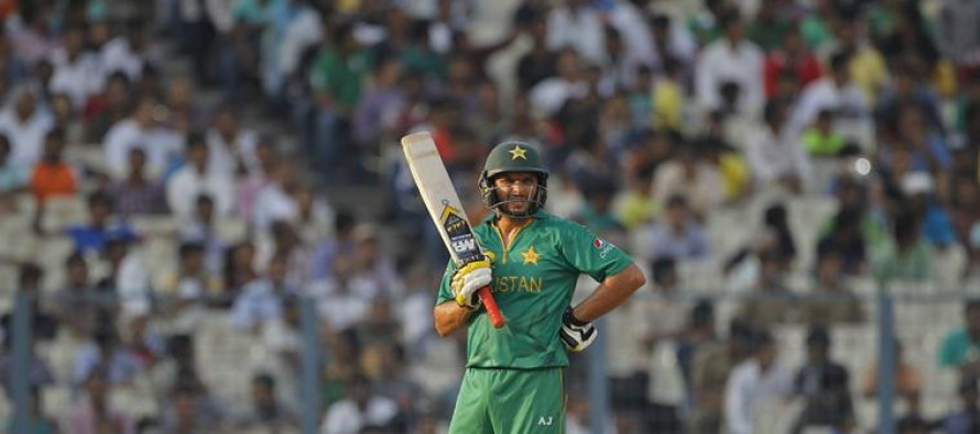 Shahid Afridi is yet to take a decision over his retirement