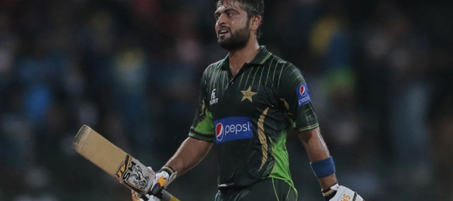 Ahmed Shehzad slotted in World T20 squad