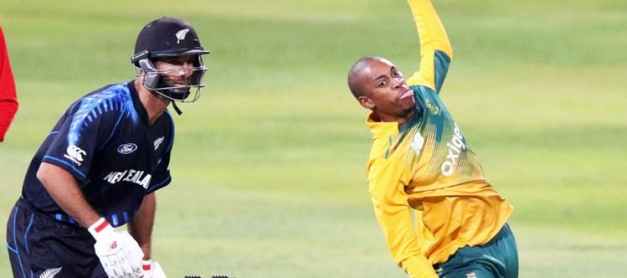 Phangiso cleared ahead of World T20