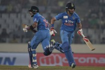 Consistent Kohli and Aggressive Yuvraj gives India a Comfortable Win