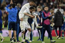 Hat-trick hero Ronaldo savours 'magic' Madrid fightback
