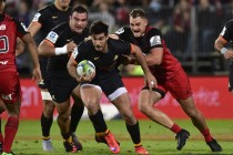 Dagg stars as Crusaders maul Jaguares