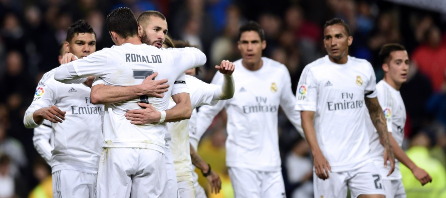 Focused Real Madrid continue their hunt for the title