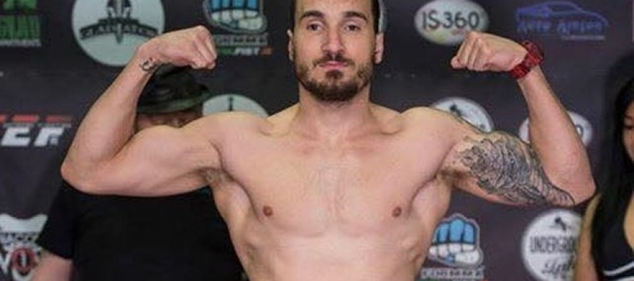 Portuguese fighter Carvalho dies after Dublin bout