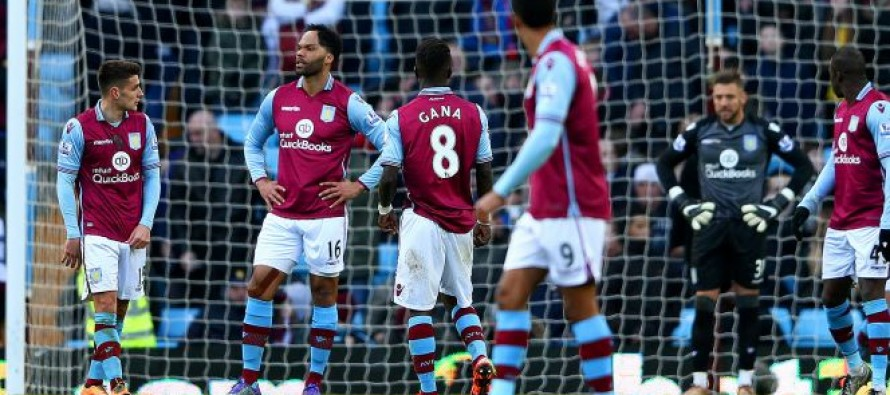 Trap door gaping for relegation-bound Villa