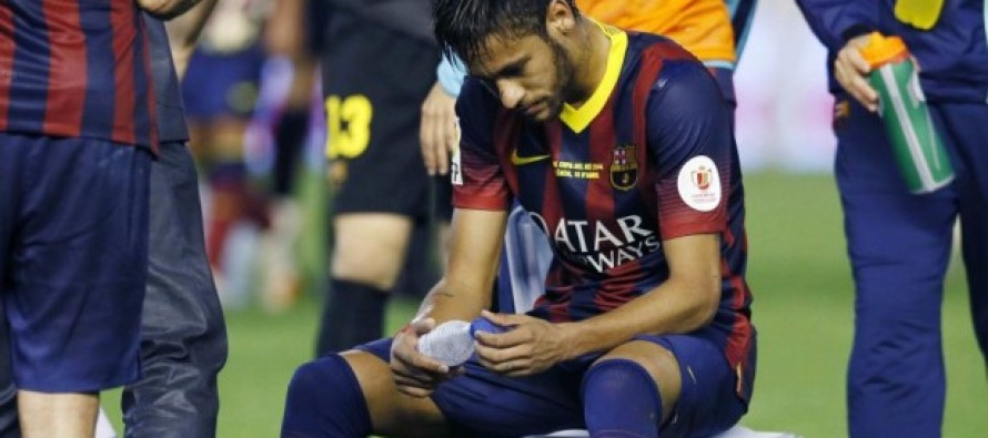 Neymar under scrutiny as Barca's campaign stutters