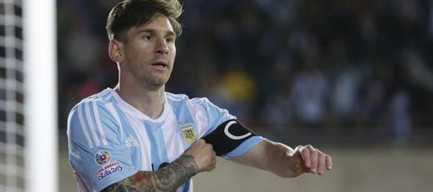 Messi tax trial dates altered for Copa America