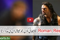 Roman Reigns x Dean Ambrose – Brothers