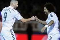 We want to win both the league title and UCL- Benzema