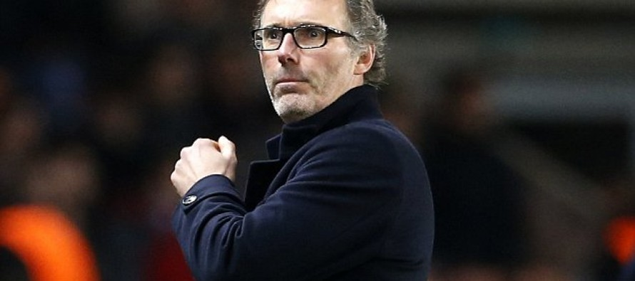 Blanc annoyed by criticism of PSG players' Vegas trip
