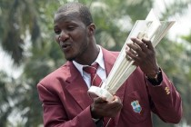 Ground honour for West Indies captain Sammy
