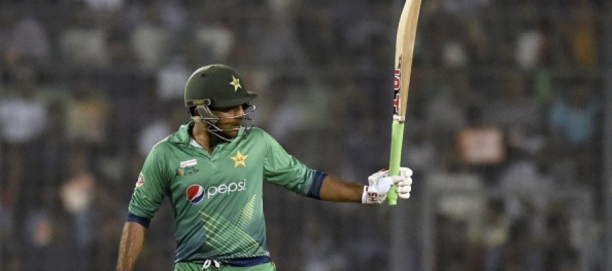 Sarfraz Ahmed appointed T20 captain
