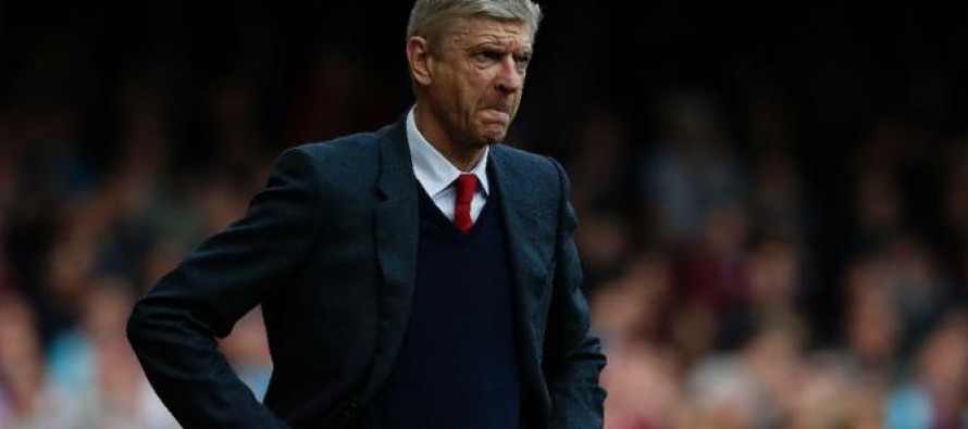 Wenger won't call time on Arsenal's fading title bid