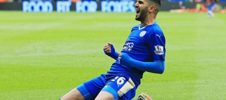 Mahrez says Leicester still have to work for league title