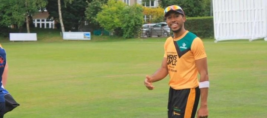 British cricketer dies in a robbery shoot out in West Indies