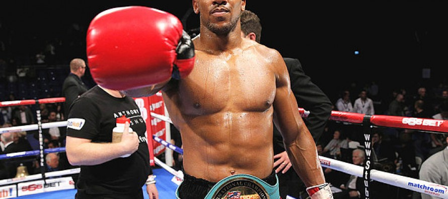 Exciting Joshua aims to live up to heavyweight hype