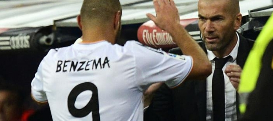 Benzema disappointed by France omission – Zidane