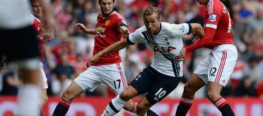 Spurs confront Man Utd demons in title pursuit