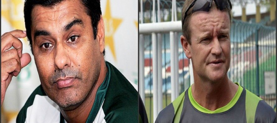 Grant Flower feels sorry for Waqar Younis