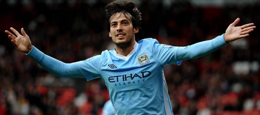 Man City's Silva to miss Champions League semi against Real