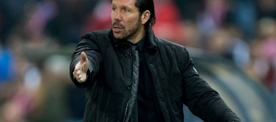 Simeone handed three-game ban for extra ball prank
