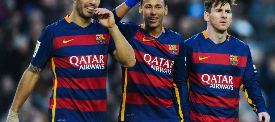 MSN is the best trident in history says Belletti