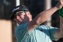 Hoffman seizes first-round Houston Open lead