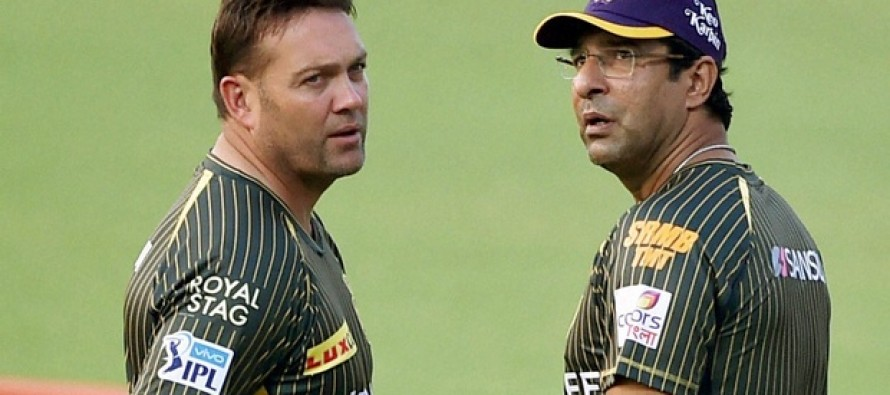 Wasim is also in India for the IPL to discuss with candidates, says Shahryar Khan