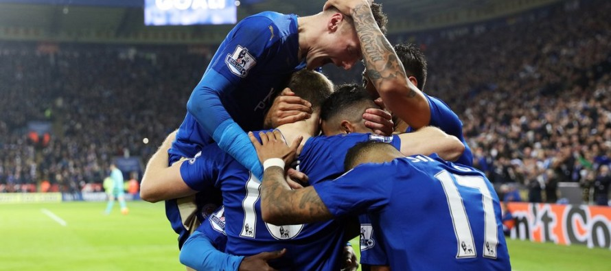 Leicester qualify for Champions League